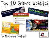 top 10 science websites