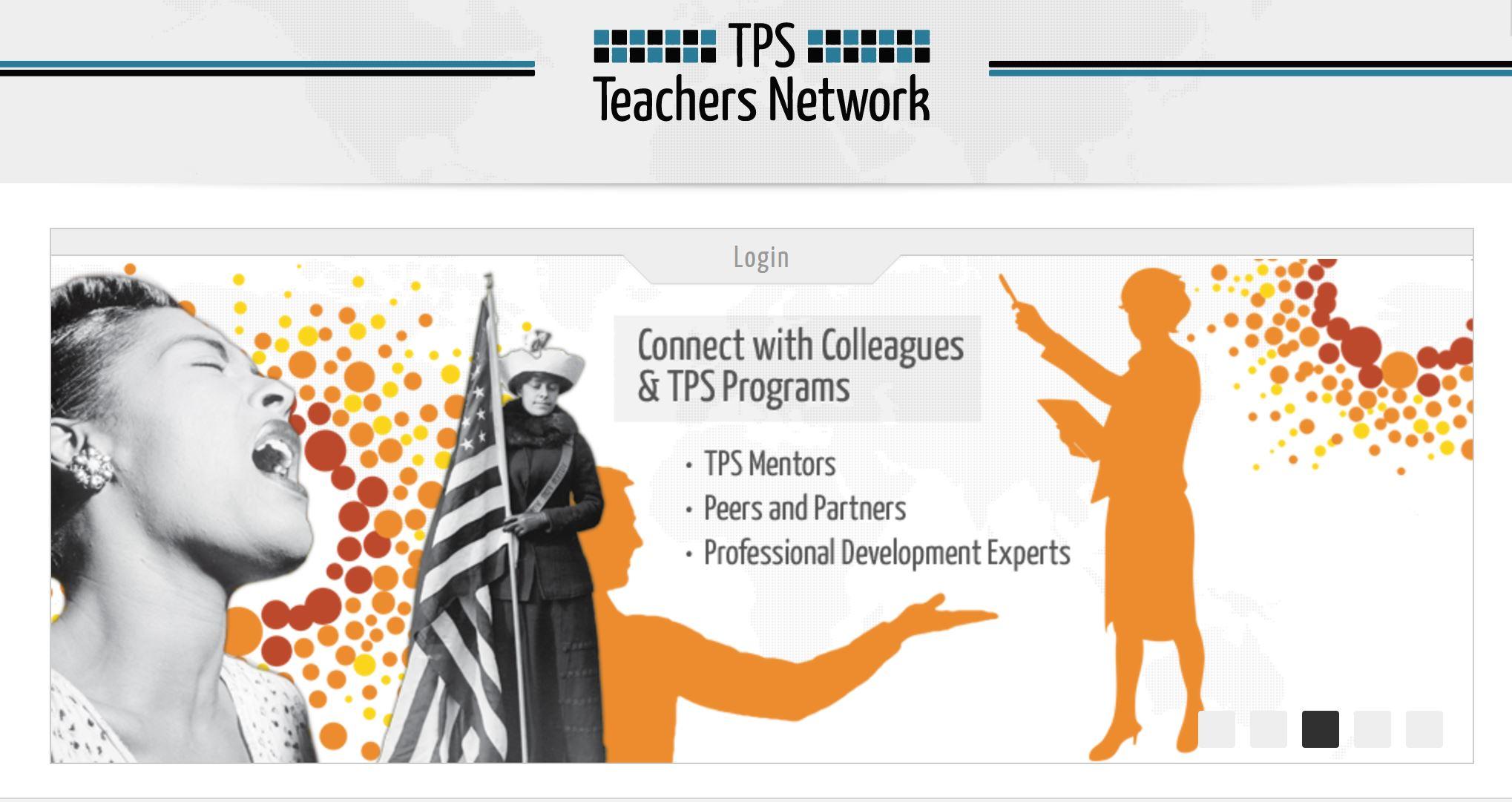 Image result for tps teachers network